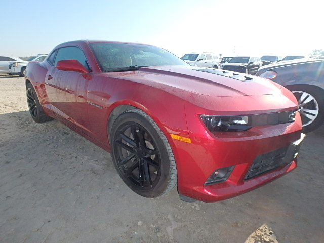 auto auction ended on vin 2g1fk1ej7e9210838 2014 chevrolet camaro ss in houston tx. Black Bedroom Furniture Sets. Home Design Ideas