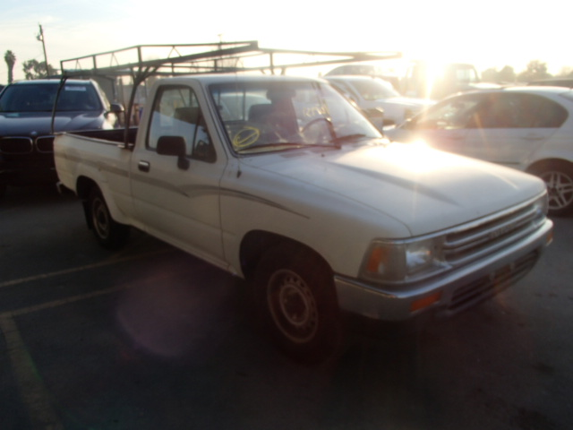 JT4RN81P0M5116990 - 1991 TOYOTA SHORT BED