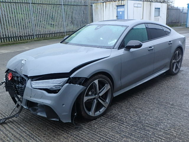 auto auction ended on vin wuazzz4g6fn 2015 audi rs7 tfsi v in chester. Black Bedroom Furniture Sets. Home Design Ideas