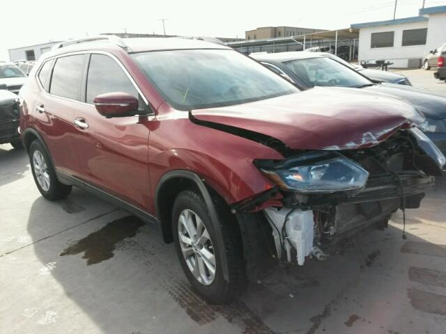 5N1AT2MT9EC758156 - 2014 NISSAN ROGUE S/SL