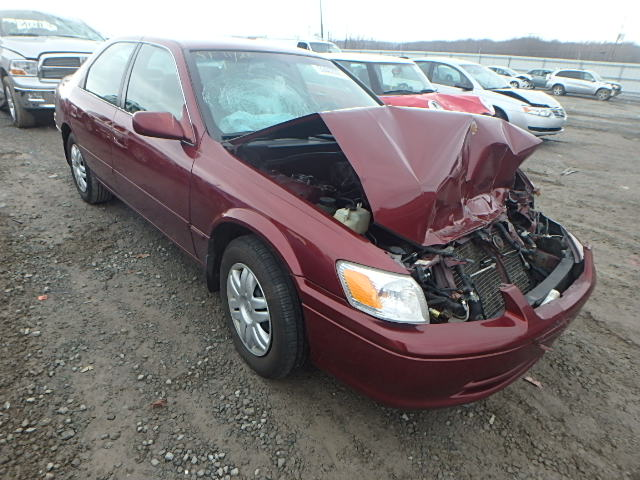 4T1BF22K7YU113736 - 2000 TOYOTA CAMRY LE/X