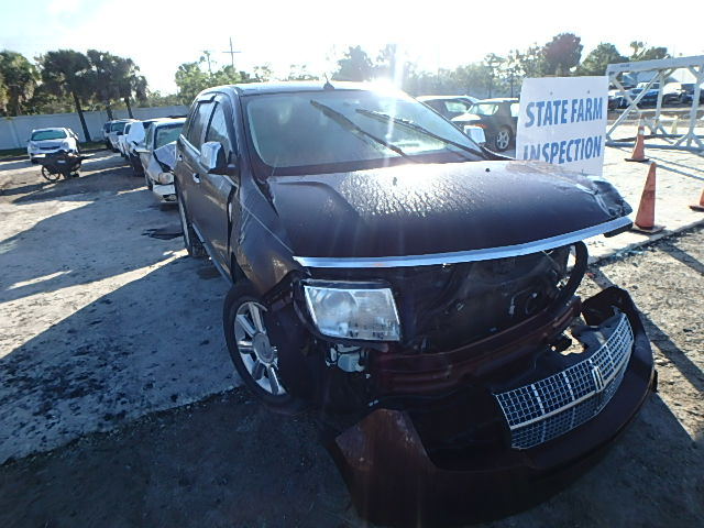 2LMDU68C89BJ05484 - 2009 LINCOLN MKX FWD