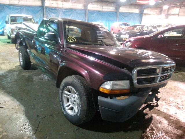 2004 DODGE DAKOTA 3.7L