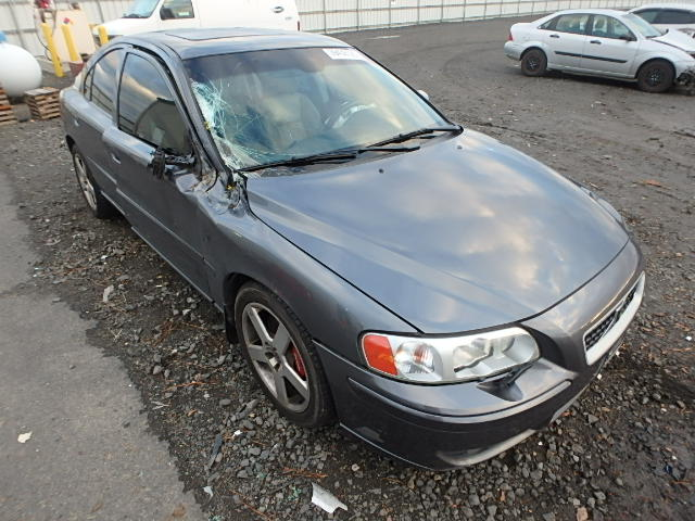 auto auction ended on vin yv1rh527472628224 2007 volvo s60 r in wa spokane. Black Bedroom Furniture Sets. Home Design Ideas