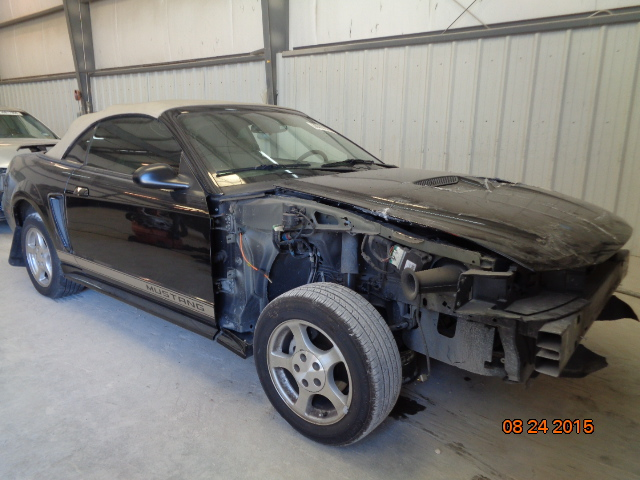 1FAFP444X2F147233 - 2002 FORD MUSTANG