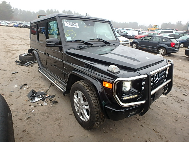 Auto auction ended on vin wdcyc3hf1dx207234 2013 mercedes for 2013 mercedes benz g550 for sale