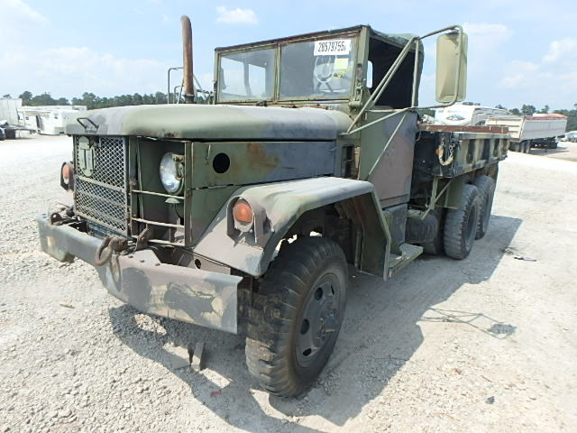 N0V1N6 - 1967 AMERICAN GENERAL HUMMER Right View