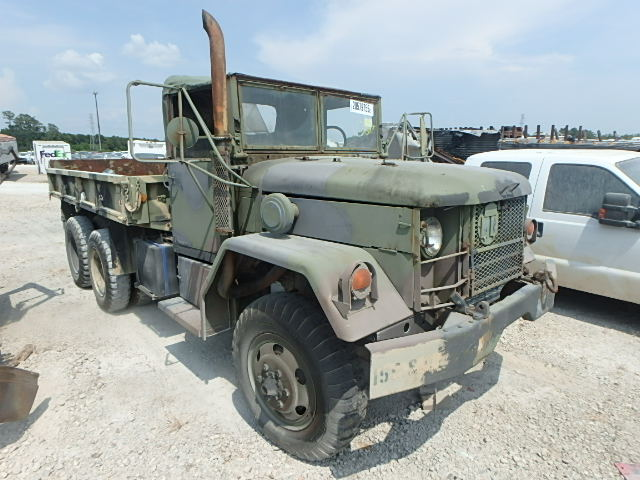 American General Vehiculos salvage en venta: 1967 American General Hummer