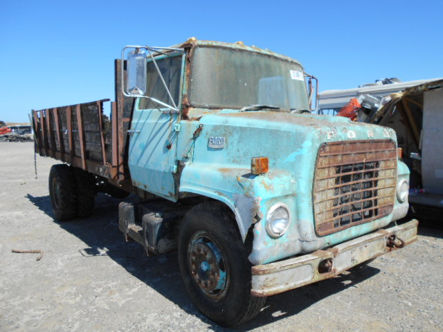 1977 FORD F750