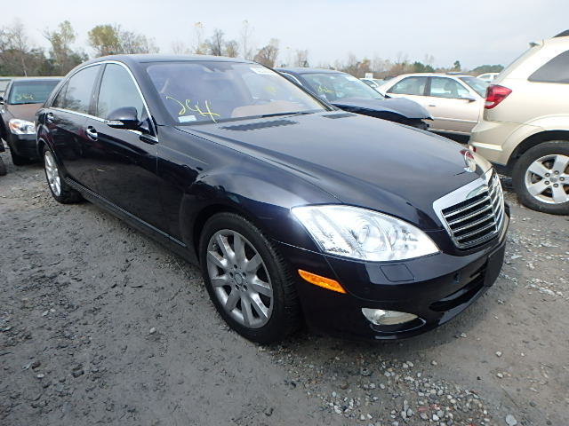 Auto auction ended on vin wddng86x98a171104 2008 mercedes for Used mercedes benz s550 for sale in houston tx
