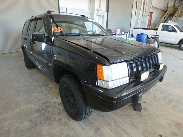 1J4GZ78Y3RC218348 - 1994 JEEP GRAND CHER