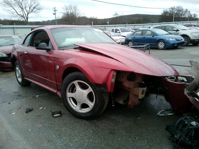 1FAFP40664F136482 - 2004 FORD MUSTANG 3.9L Left View