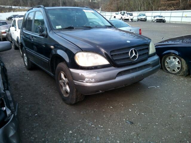 1998 mercedes benz ml320 for sale at copart west mifflin for Ml320 mercedes benz 1998