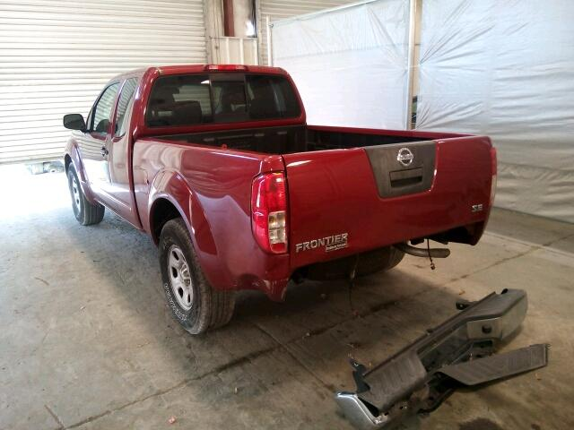 1N6BD0CT0AC417666 - 2010 NISSAN FRONTIER L 2.5L [Angle] View