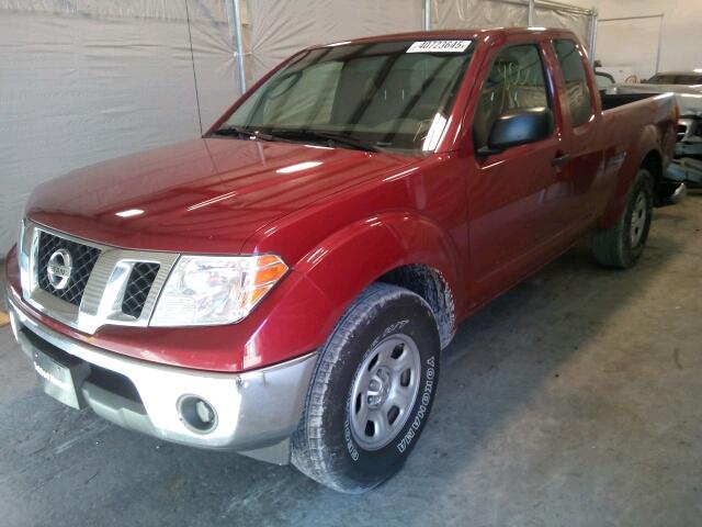 1N6BD0CT0AC417666 - 2010 NISSAN FRONTIER L 2.5L Right View
