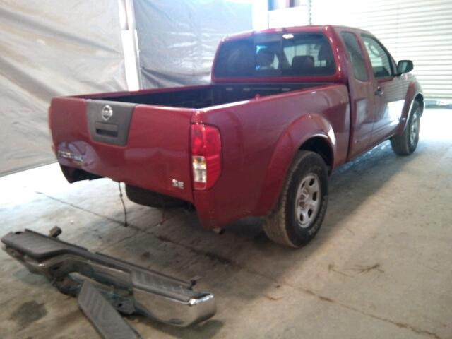 1N6BD0CT0AC417666 - 2010 NISSAN FRONTIER L