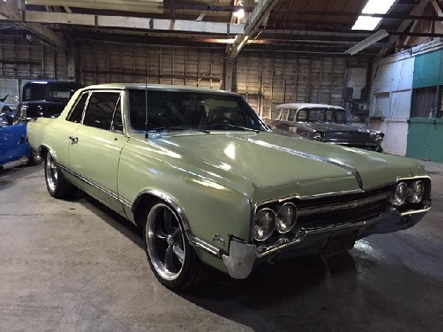 Auto Auction Ended on VIN: 335275Z111238 1965 Oldsmobile ...