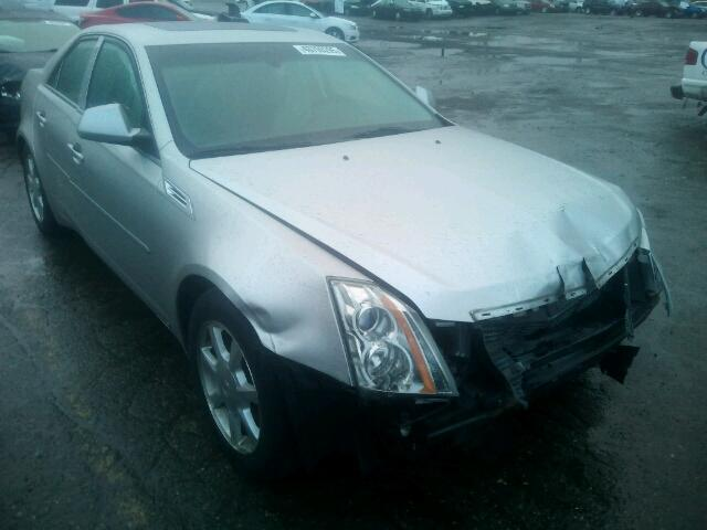 1G6DS57V880163066 - 2008 CADILLAC CTS HIGH F