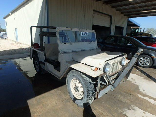 1967 Ford Jeep en venta en Temple, TX