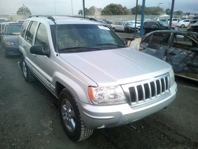 2004 jeep grand cherokee for sale at copart san diego ca lot 41268975. Black Bedroom Furniture Sets. Home Design Ideas