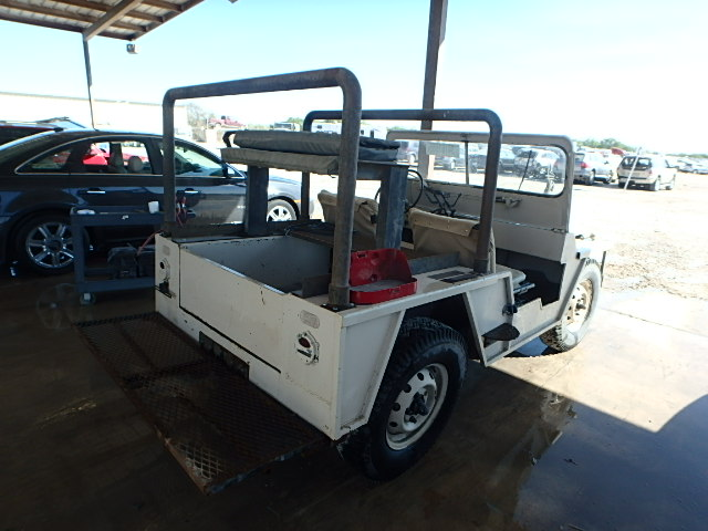 2P6132 - 1967 Ford Jeep rear view