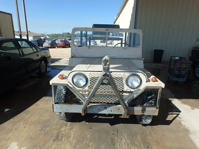 2P6132 - 1967 Ford Jeep
