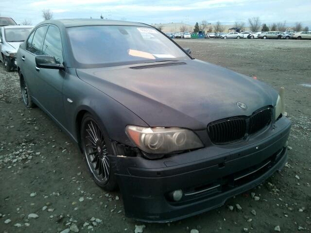 Auto Auction Ended On VIN WBAHLDT BMW ALPINA B In - 2007 bmw b7 alpina for sale