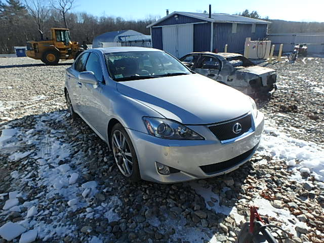 Auto Auction Ended On Vin Jthbe262882013124 2008 Lexus Is350 In Ma