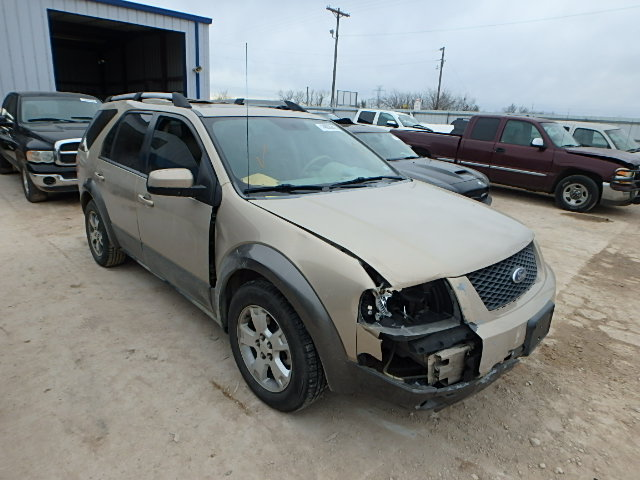 1FMZK02137GA04788 - 2007 FORD FREESTYLE