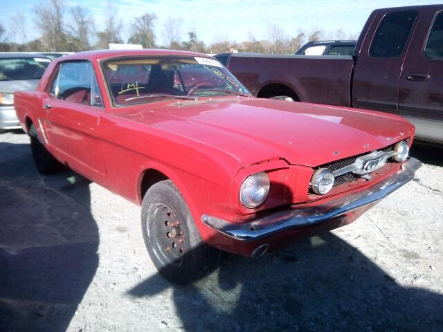 auto auction ended on vin 5f07f181317 1965 ford mustang in tx houston. Black Bedroom Furniture Sets. Home Design Ideas