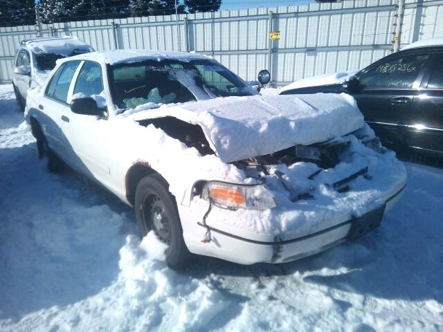 1999 FORD CROWN VIC 4.6L