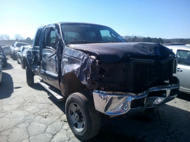 1FTSW21P16EB12073 - 2006 FORD F250