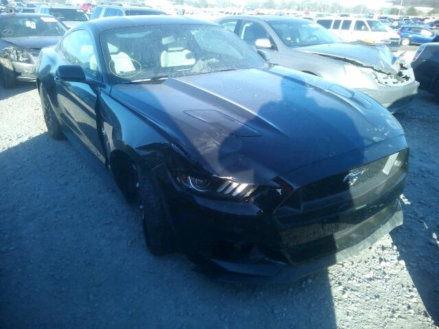 1FA6P8CF5F5422190 - 2015 FORD MUSTANG GT