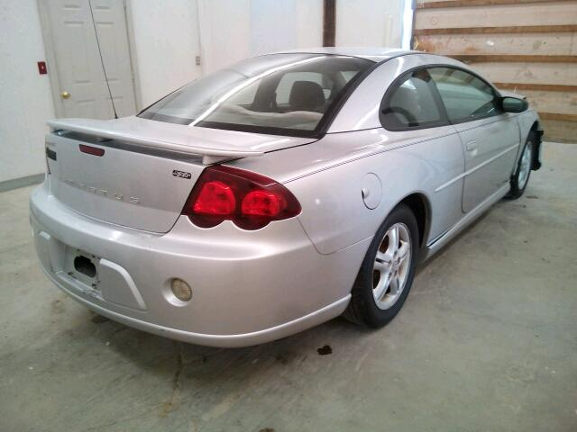 2005 DODGE STRATUS SX 2.4L rear view