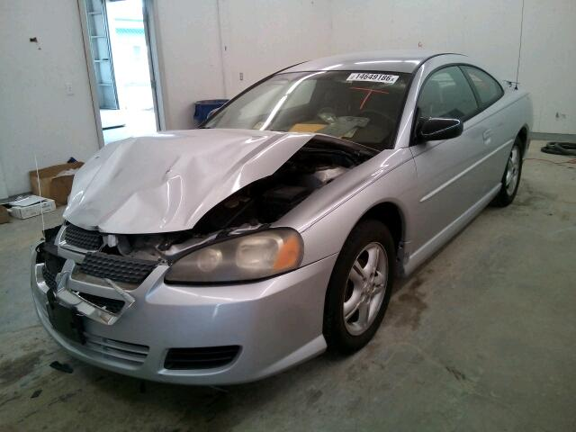 2005 DODGE STRATUS SX 2.4L Right View