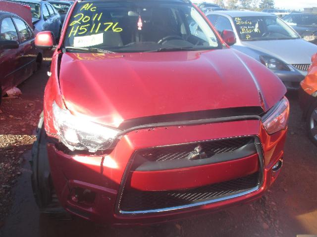 Used 2011 Mitsubishi Rvr Gt St For Sale In Moncton