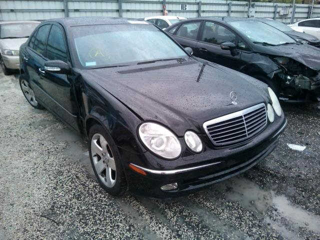 Auto auction ended on vin wdbuf65j13a172734 2003 mercedes for Mercedes benz central florida