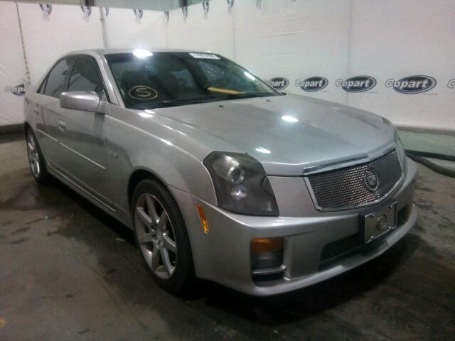 1G6DN57S240142284 - 2004 CADILLAC CTS
