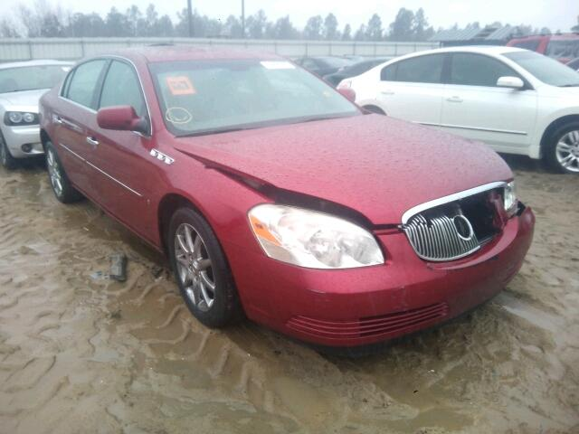 2008 buick lucerne cx for sale at copart gaston sc lot. Black Bedroom Furniture Sets. Home Design Ideas
