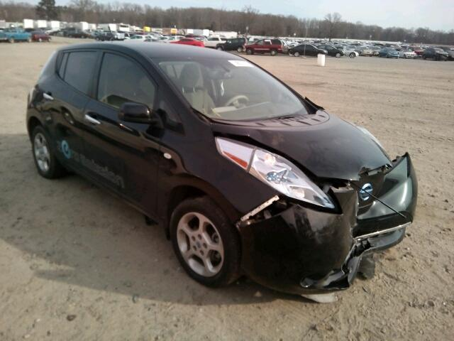2012 nissan leaf sv sl for sale ar little rock. Black Bedroom Furniture Sets. Home Design Ideas