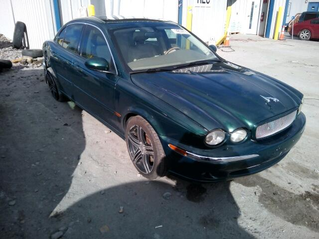 2003 JAGUAR X-TYPE 3.0 3.0L