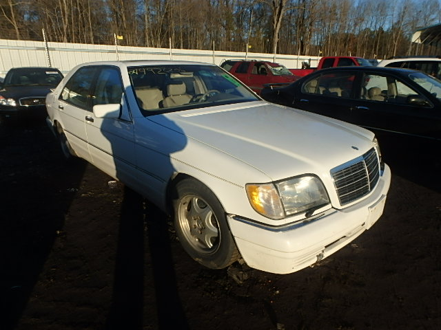 Auto auction ended on vin wdbga43g1wa388093 1998 mercedes for Mercedes benz s420 for sale