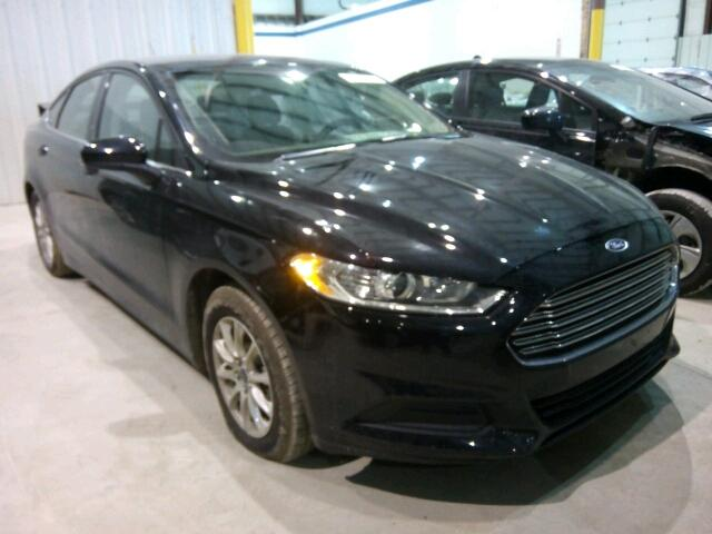 2016 FORD FUSION S 2.5L