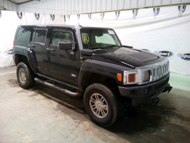 2007 hummer h3 suv for sale ga tifton salvage cars. Black Bedroom Furniture Sets. Home Design Ideas