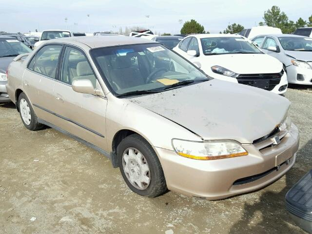 Salvage V | 2000 Honda Accord