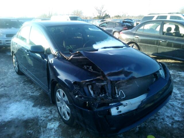 1HGFA16558L076793 - 2008 HONDA CIVIC