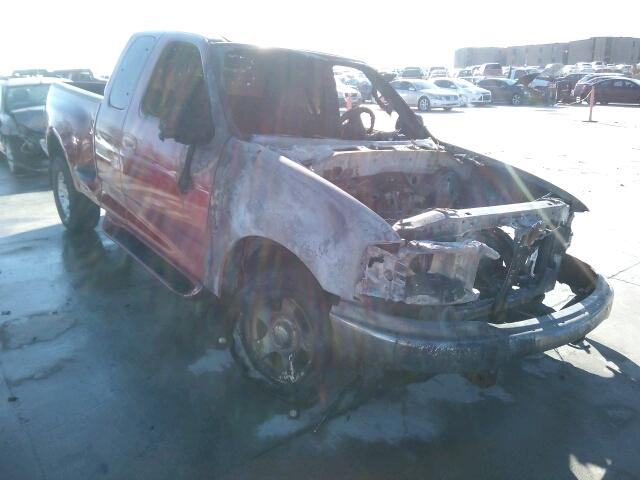 2FTZX072XYCA56929 - 2000 FORD F150