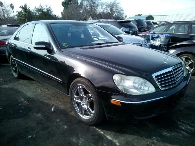 Auto auction ended on vin wdbng70j05a437256 2005 mercedes for 2005 mercedes benz s430