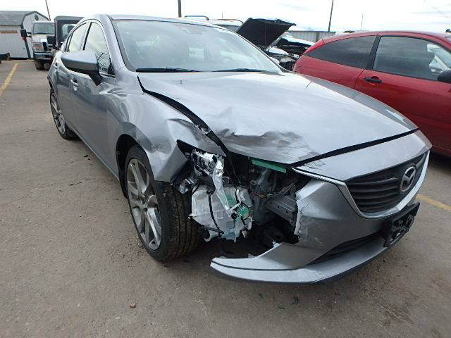 auto auction ended on vin jm1gj1w6xe1135596 2014 mazda 6 grand to in boise id. Black Bedroom Furniture Sets. Home Design Ideas