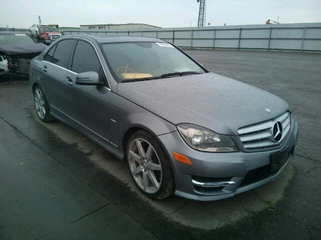 Auto auction ended on vin wddgf4hb1cr197440 2012 mercedes for Mercedes benz car auctions